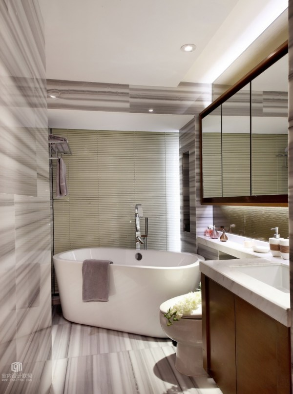 Modern Small Bathroom Decor Ideas