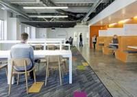 Facebook's Menlo Park Campus Interiors