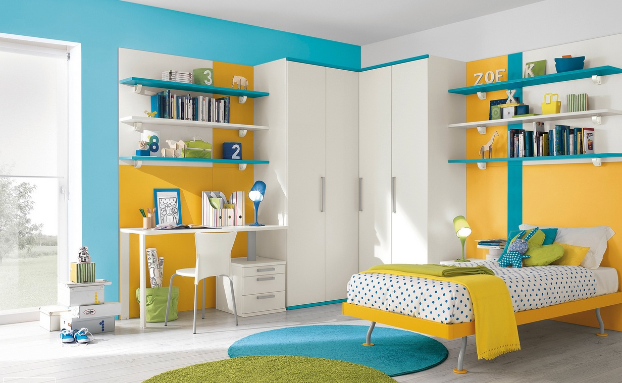 splitting living room into bedroom design the modern kid's ideas