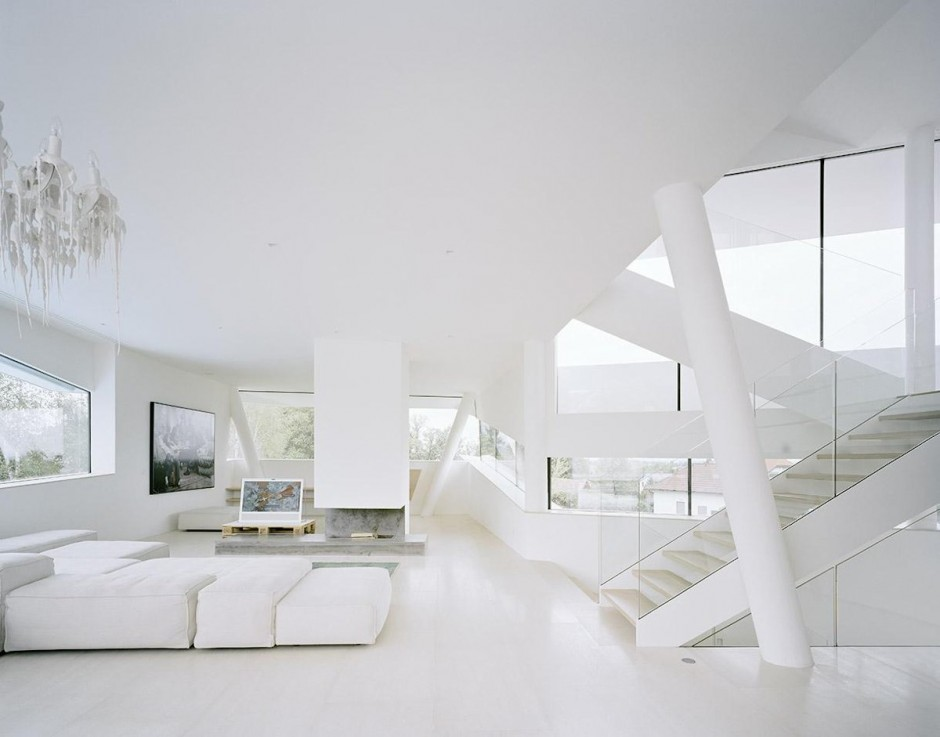White living room  Interior Design Ideas