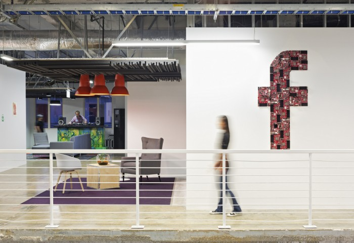 Facebook offices  Interior Design Ideas