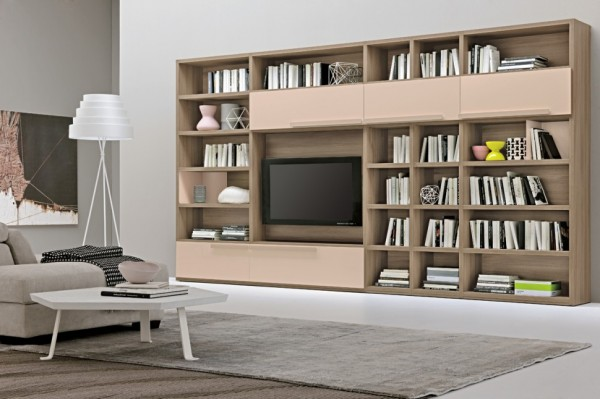 living room wall units with storage fireplace tv modern inspiration 3