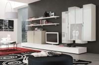 Living Room Bookshelves 57 | Interior Design Ideas.