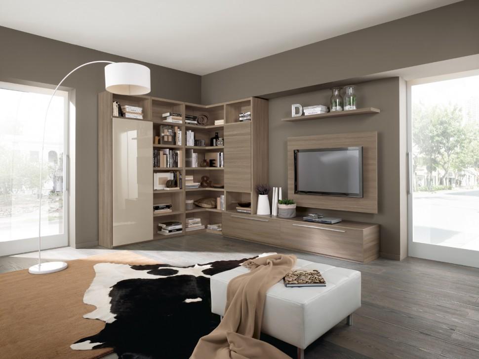 Living Room Bookshelves 58  Interior Design Ideas