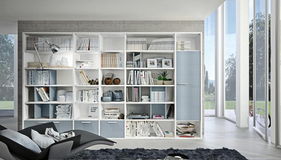 Living Room Bookshelves 59  Interior Design Ideas