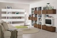 Living Room Bookshelves 62 | Interior Design Ideas.