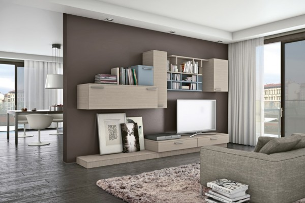 tv cabinet for living room ideas with red sectional modern wall units storage inspiration 78