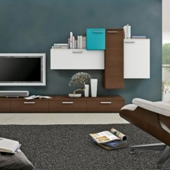 Tv Cabinet For Living Room Decor Blue Brown Modern Wall Units With Storage Inspiration 79