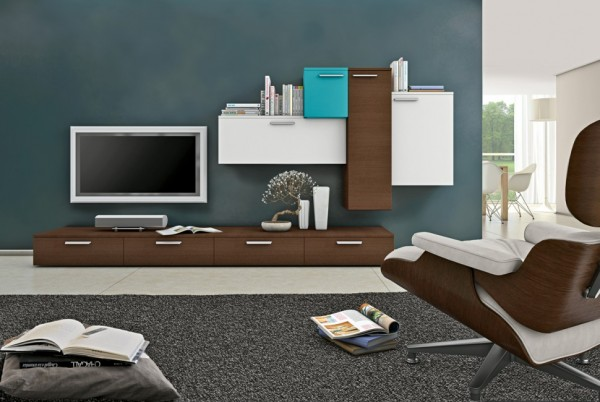 Modern Living Room Wall Units With Storage Inspiration Part 84