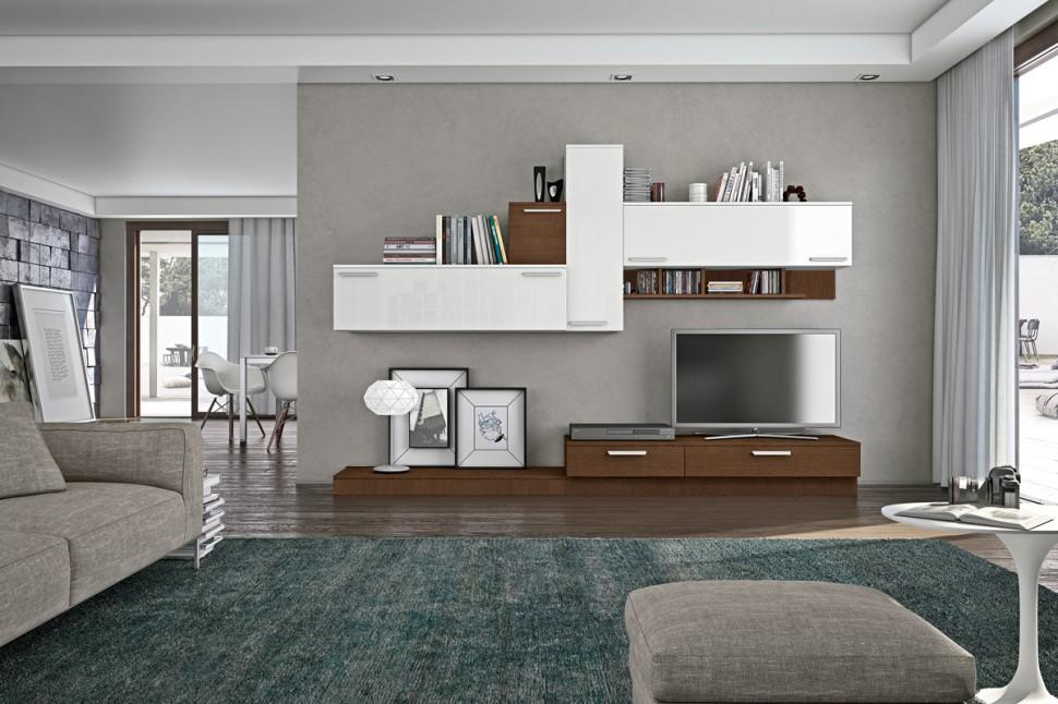 Living Room Bookshelves, TV Cabinets 7