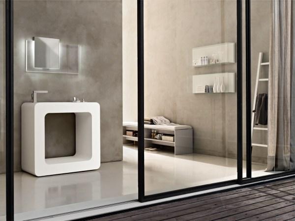 Modern Italian Bathroom Designs