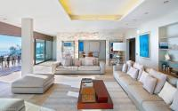 Neutral lounge decor | Interior Design Ideas.