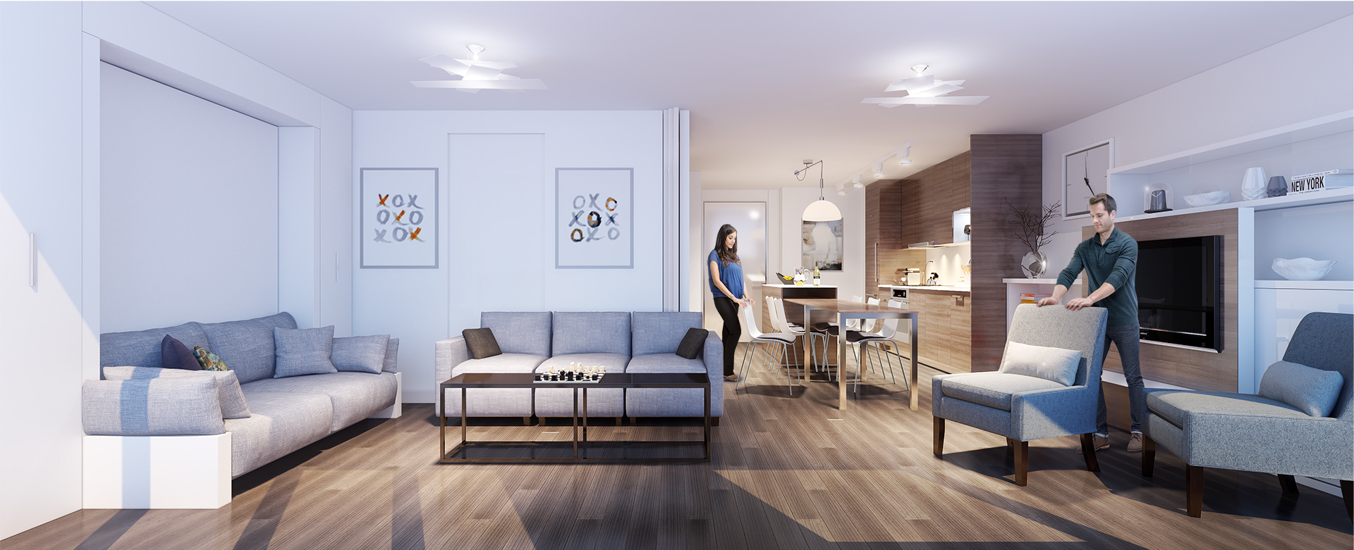 Making The Most Out Of Small Apartments Using