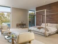 Modern four poster bed | Interior Design Ideas.