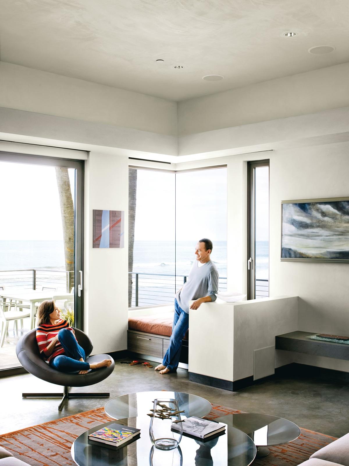 beach kitchen decor rental nyc bryan cranston's house