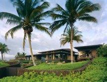 Tropical Homes Hawaii Beach House