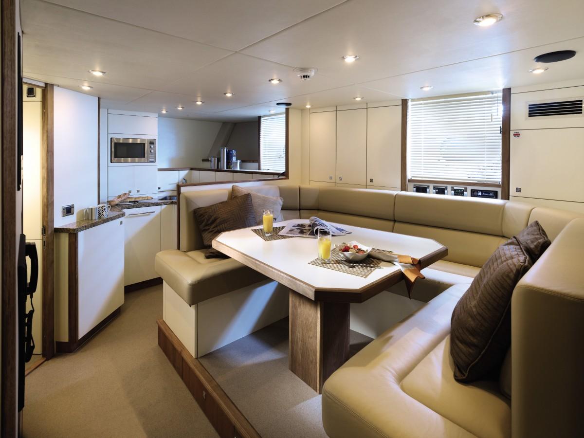 Best Kitchen Gallery: Luxury Yacht Kitchen Diner Interior Design Ideas of Luxury Kitchen Interior Design on rachelxblog.com