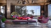 Colorful Tropical Interior Design