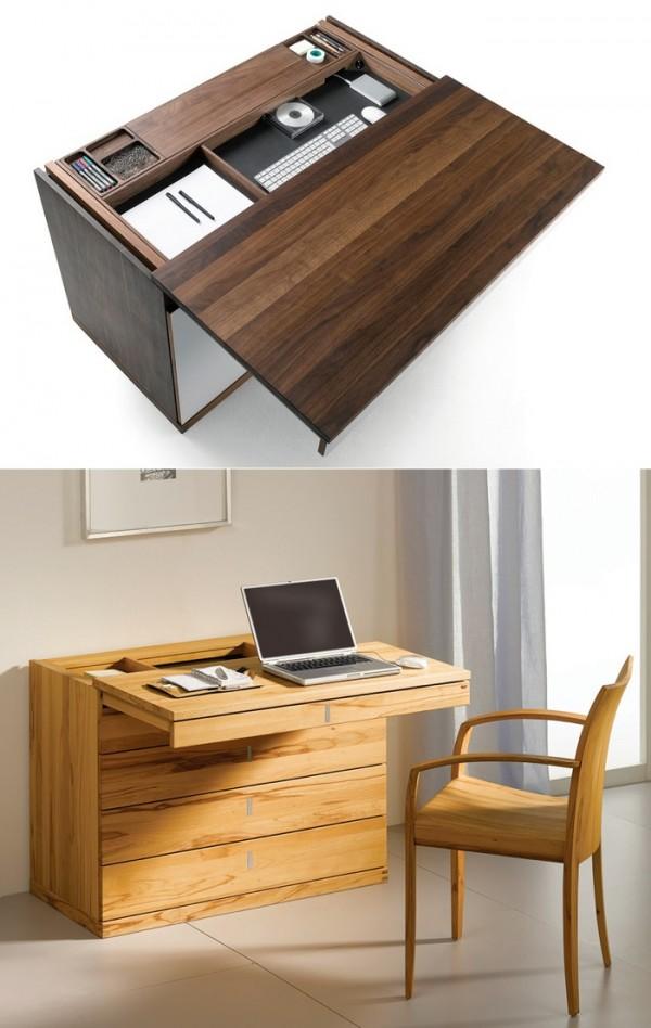 16 Sideboard writing desk