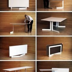 Folding Kitchen Tables Storage Shelves 30 Extendable Dining