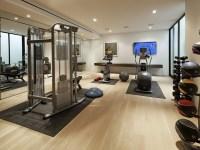 Home gym   Interior Design Ideas.