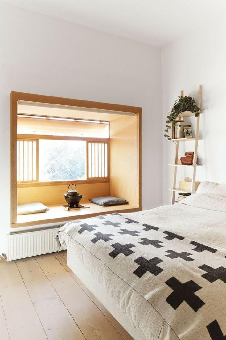 Modern Japanese Bedroom : modern, japanese, bedroom, Inspired, Interior, Design