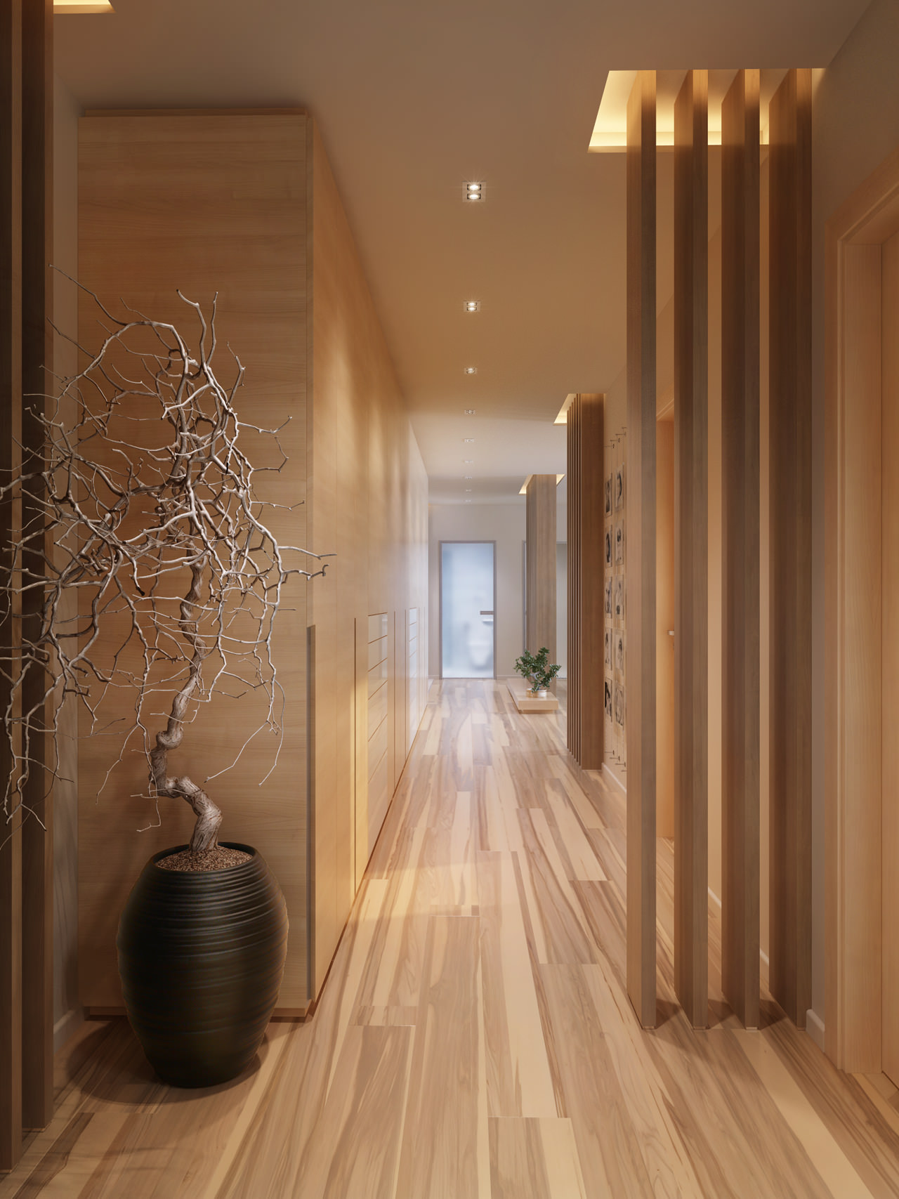 Hallway Decor Interior Design Ideas