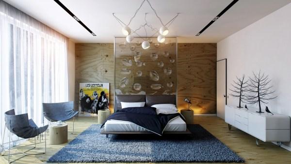 modern bedroom design ideas 20 Modern Bedroom Designs