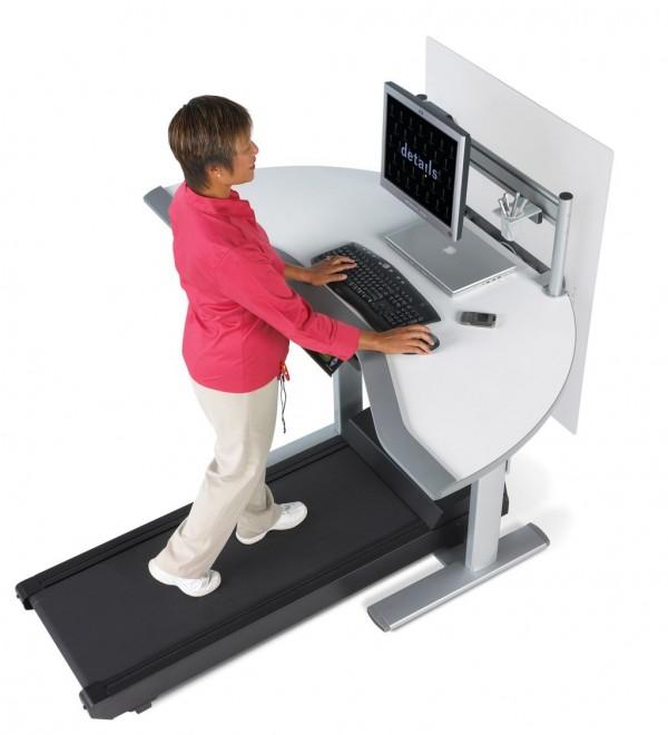 30 Treadmill desk