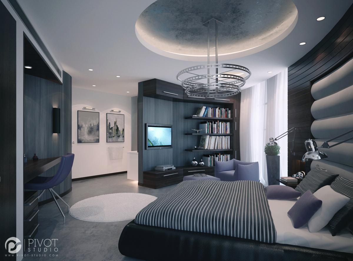 High end bedroom design  Interior Design Ideas