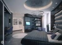 High end bedroom design | Interior Design Ideas.