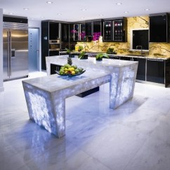 Kitchen Counter Bridge Faucets For 25 Unique Countertops