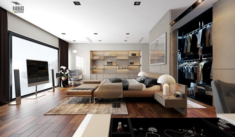 Inspirational Interior Ideas From Bauhaus Architects & Associates