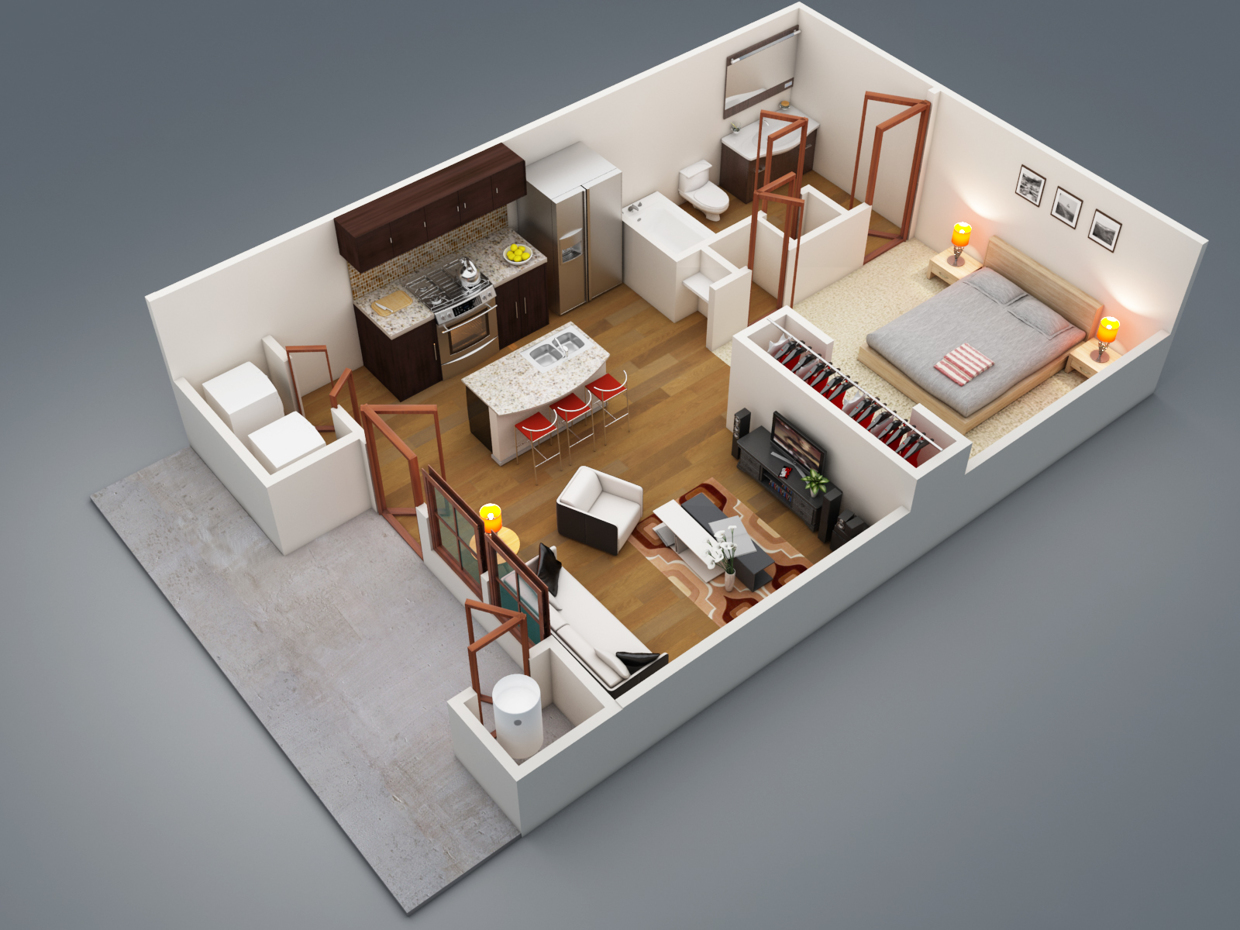 hight resolution of wiring diagram 1 bedroom apartment