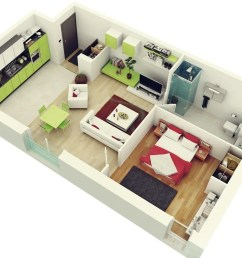 wiring diagram 1 bedroom apartment [ 1091 x 799 Pixel ]