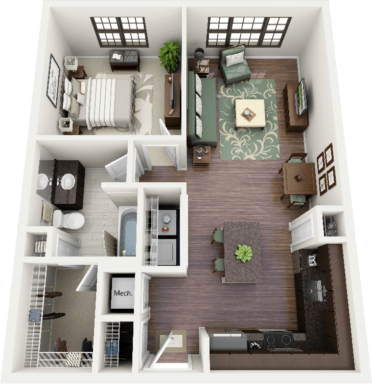 One Bedroom Apartments Nyc