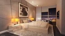 Smoking Hot Penthouse Interior Design Visualized