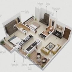 Living Room Plan Design Decorating Ideas Colors Schemes 2 Bedroom Apartment House Plans