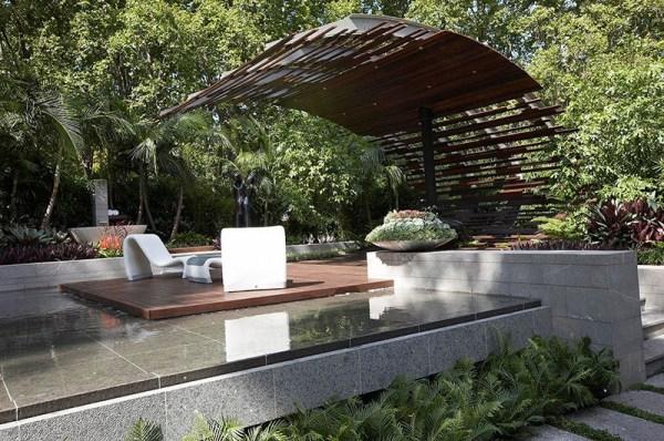 modern landscape design ideas