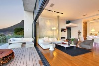 Breathtaking Villa Incorporating Boulders In Its Design