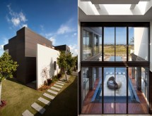 Modern Villa Landscape Design