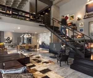 Loft Interior Design Ideas Part 2
