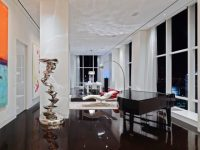 Ultra Luxury Design: A Billionaire's Penthouse In New York