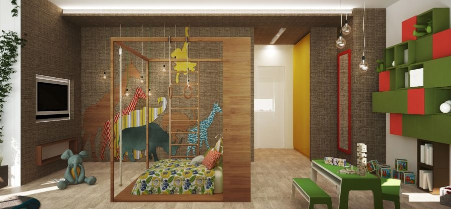amazingkidsroom  Interior Design Ideas