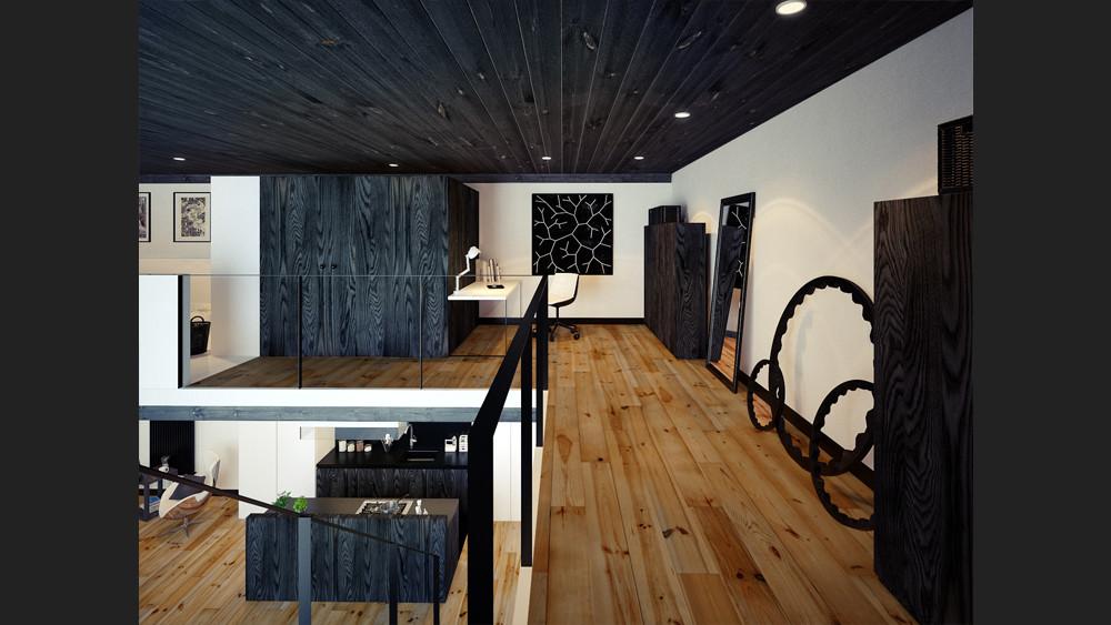Loft Design Inspiration