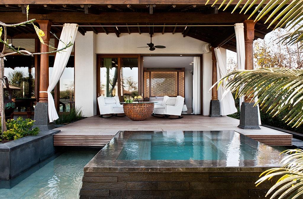exotichottub  Interior Design Ideas