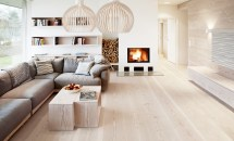 Beautiful Living Rooms with Light Wood Floors