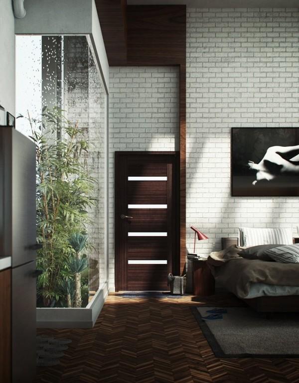 loft indoor plant