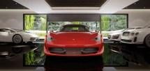 Interior Design Luxury Home Garages