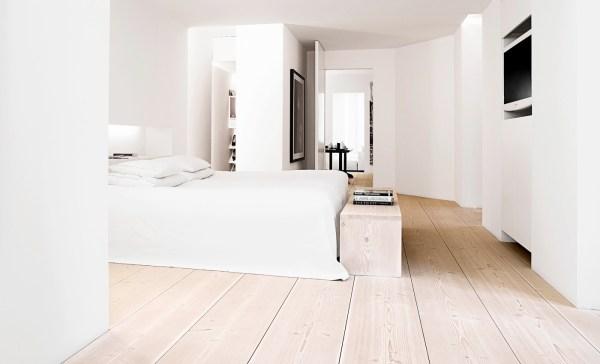 white floors in bedroom Beautiful Wood Flooring